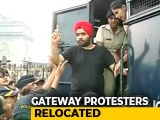 Video : 'Occupy Gateway' Protest In Mumbai Called Off After Protesters Forced Out