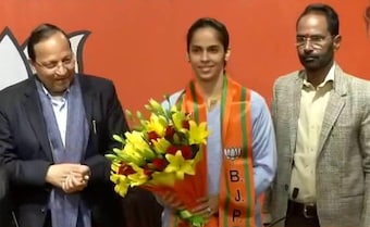 Saina Nehwal, 'Inspired By Narendra Sir', Joins BJP Ahead Of Delhi Polls