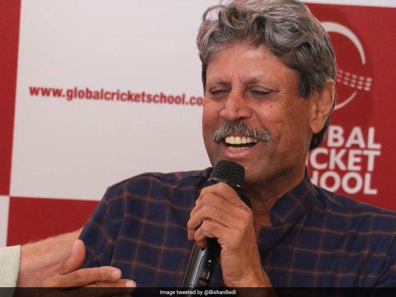 """I Know We Will Win This Batte"": Kapil Dev On Coronavirus Crisis"