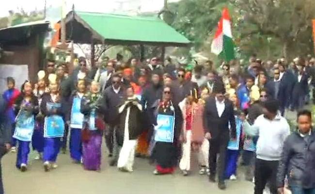 At Anti-CAA Rally, Mamata Banerjee's 'Citizenship' Query To Amit Shah