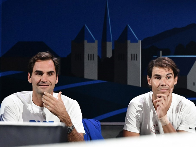 Rafael Nadal Insists Roger Federer Grand Slam Record Not On His Mind
