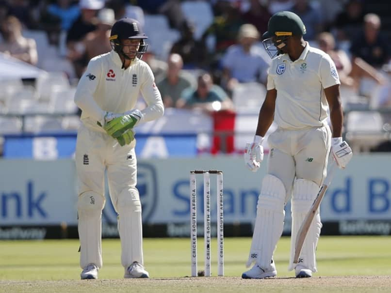 "Jos Buttler ""Apologises"" For His On-Field Expletive-Laden Rant At Vernon Philander"