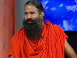 "Video : ""Want Mahatma Gandhi, Bhagat Singh's Azadi, Not Jinnah's"": Baba Ramdev"