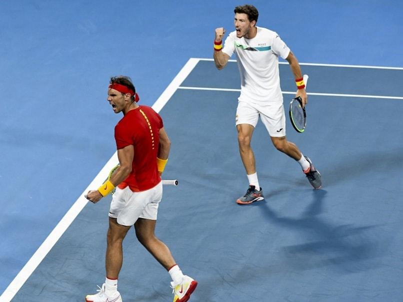 ATP Cup: Spain Scrape Into Semis Despite Rafael Nadal Defeat