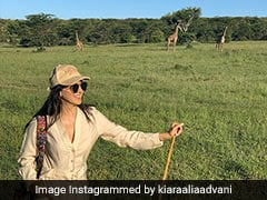 Looks Like Kiara Advani And Sidharth Malhotra Were Vacationing In Africa Together. See Pics