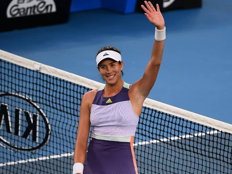 Australian Open: Garbine Muguruza Claims Elina Svitolina Scalp As Top Womens Seeds Tumble