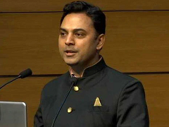 """We Should Be Cautiously Optimistic"": Chief Economic Advisor Krishnamurthy Subramanian On GDP Data"