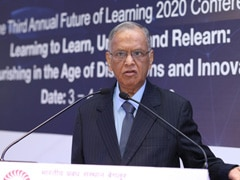 'Education Is Learning To Learn': Infosys Founder Narayana Murthy At IIM Bangalore Conference