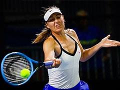 Former Champion Maria Sharapova Gets Australian Open Wildcard