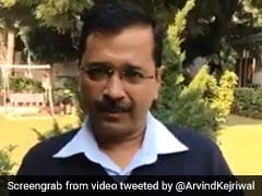Arvind Kejriwal Promises Government Job To Fireman's Family Who Died In Fire