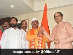 """""""Have Not Resigned"""", Says Sena Minister In Row Over Cabinet Post"""