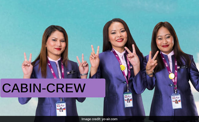 Delhi Man Arrested For Offering Jobs At Fictitious Thailand Airliner 'Yo Air'