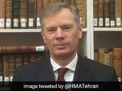 "British Ambassador To Iran Detained For ""Inciting"" Protesters"