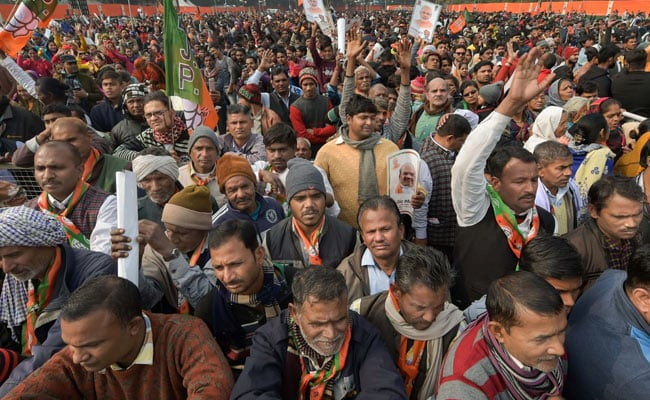 5,000 Rallies In 20 Days: BJP's Big Plan For Delhi Elections