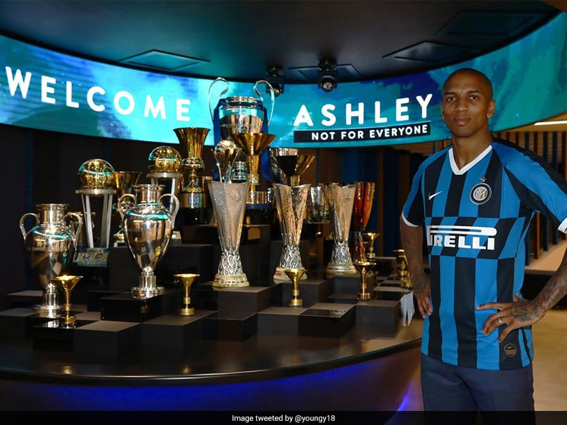 Manchester Uniteds Ashley Young Signs For Inter Milan On 6-Month Deal
