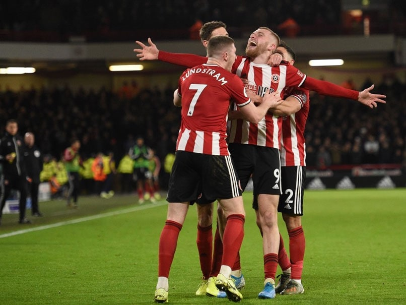 Premier League: Sheffield United Up To Fifth As Oliver McBurnie Sinks West Ham