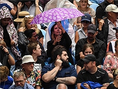 First Smog, Now Rain As Conditions Cause Havoc At Australian Open