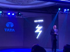 Tata Motors To Launch 4 New Electric Vehicles By 2022: N Chandrasekaran