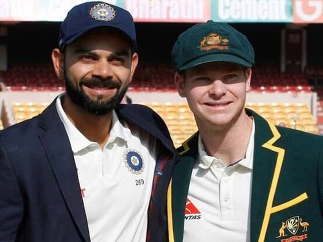 """Virat Kohli An """"Incredible Player"""", See Him Breaking Many More Records: Steve Smith"""