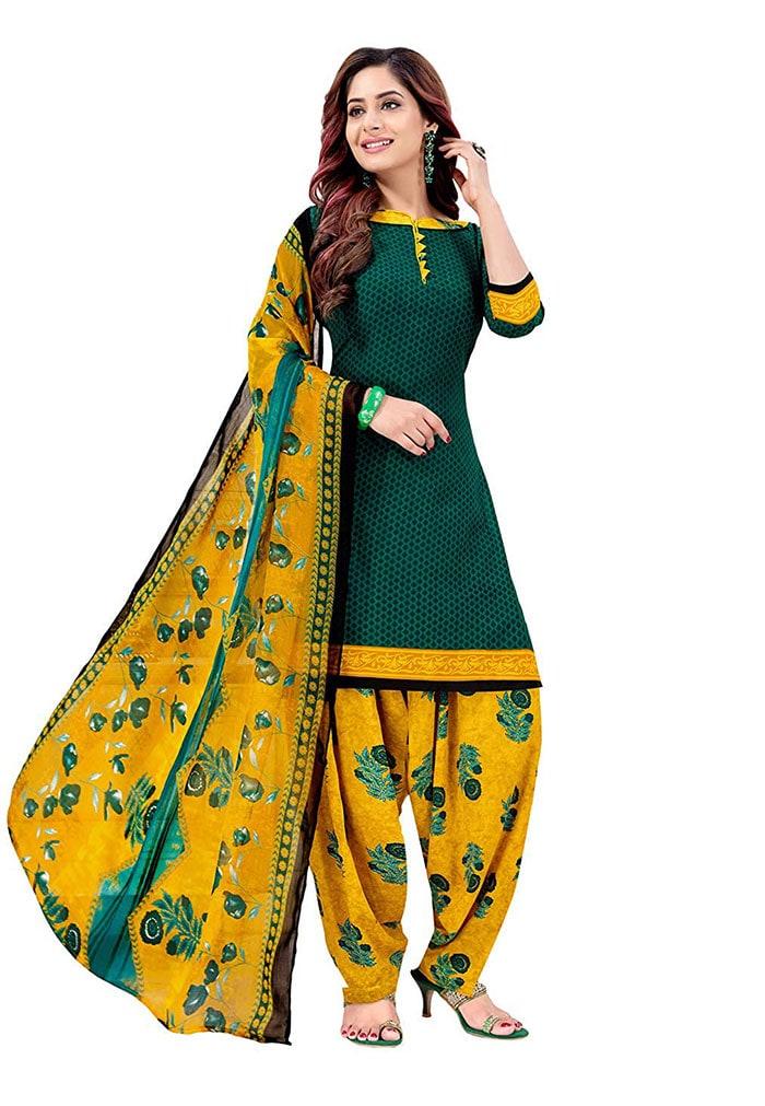 Lohri 2020 10 Patiala Salwar Kameez Suits To Wear For The Festive Occasion