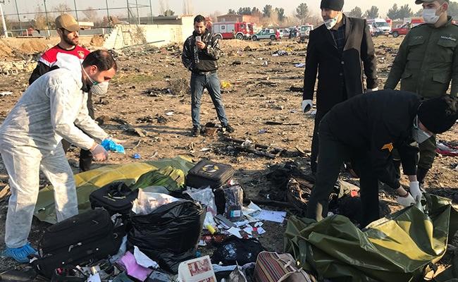 Crashed Ukraine Plane Had 82 Iranians, 63 Canadians On Board