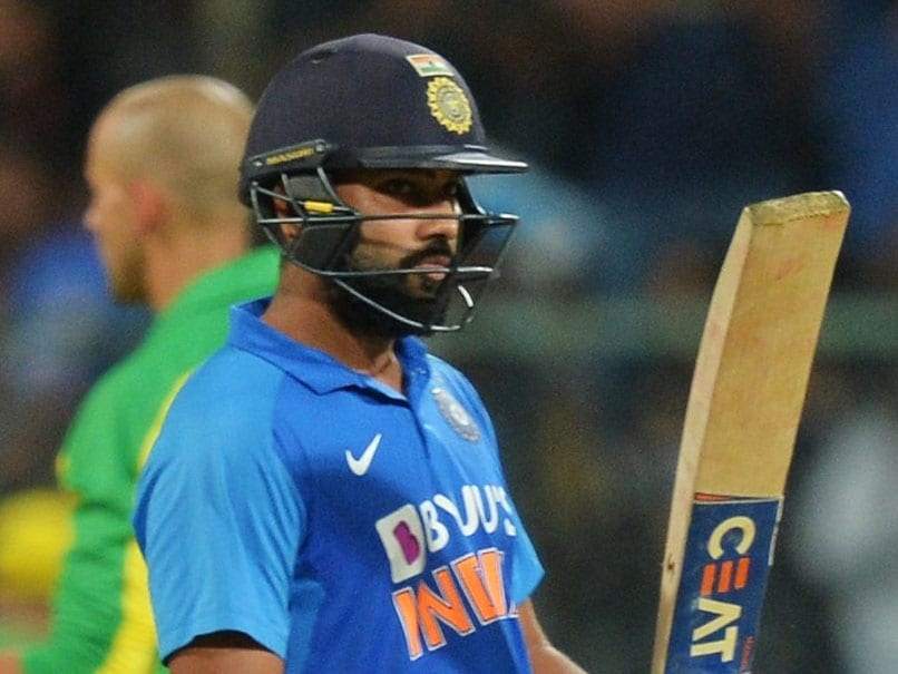 Rohit Sharma Scores 29th ODI Century In Series Decider