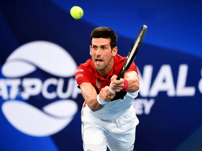 Novak Djokovic Pulls Out Of Adelaide International