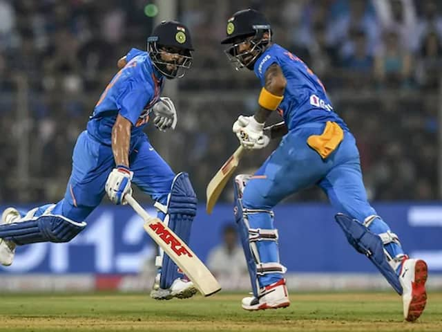 ICC T20I Rankings: Virat Kohli Gains One Place, KL Rahul Remains In 6th