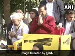 Delhi Elections Live Updates: Arvind Kejriwal Hits Out At BJP For 'Terrorist' Label