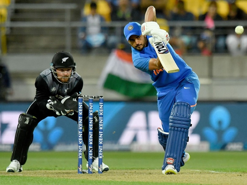 Image result for Manish Pandey T20IS vs New Zealand
