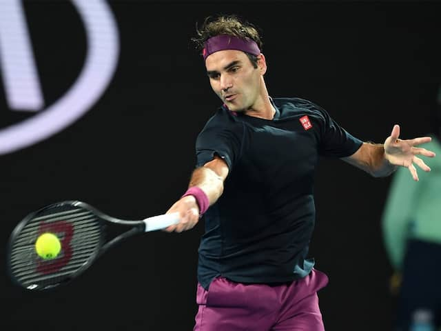 Australian Open: Fired Up Roger Federer Storms Into Third Round