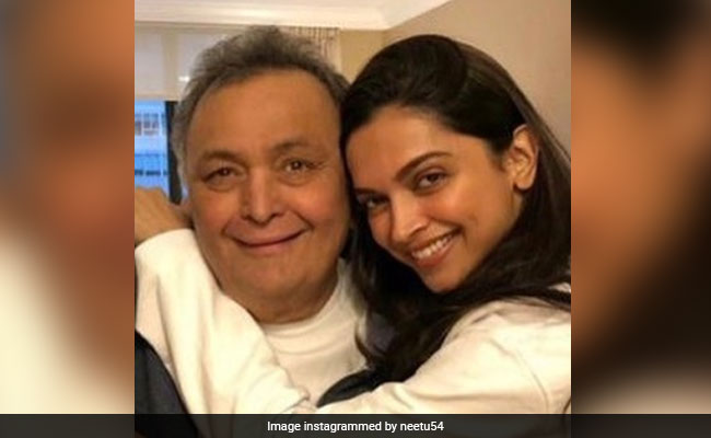 Rishi Kapoor And Deepika Padukone To Co-Star In The Intern's Hindi Remake : 'Excited'