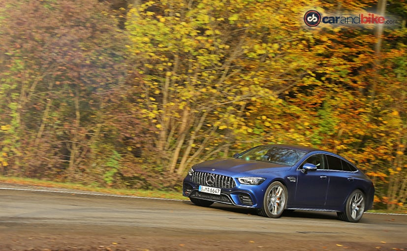 The Mercedes-AMG 63 S 4MATIC+ is the fastest production AMG model today