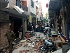 4 Children, Teacher Dead After Building Collapses In North-East Delhi