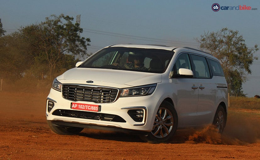 The Kia Carnival is luxurious and is promising enough to make side panel vans popular in India