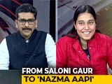 Video : Internet Star Saloni Gaur's Take On JNU, CAA Through 'Nazma Aapi'