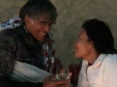 Inside Milind Soman And Ankita's Date Night In The Middle Of Thar Desert