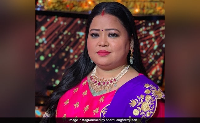 Comic Bharti Singh's Home Searched By Anti-Medicine Agency: Report