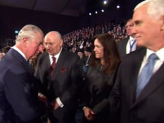Did Prince Charles Snub Mike Pence? Palace Denies As Video Emerges
