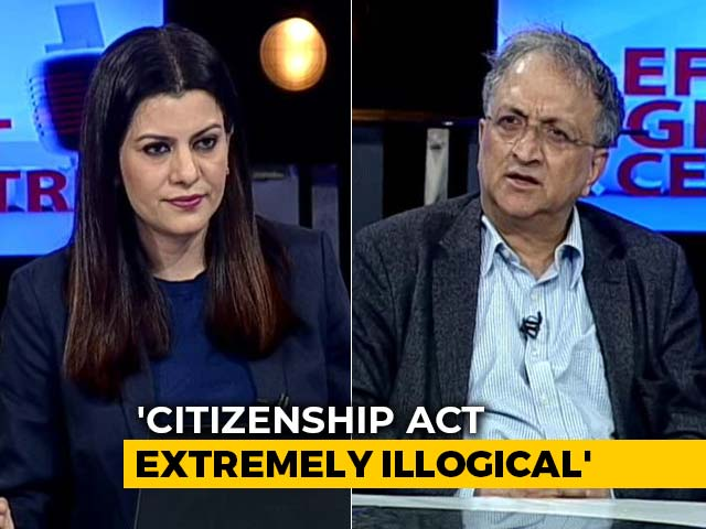 "Video : Ramachandra Guha Explains His ""Rahul Gandhi vs PM"" Remarks And More"