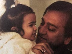 Pic Of Pint-Sized Trishala With Sunil Dutt Is The <I>Dadaji</i> Of All Throwbacks