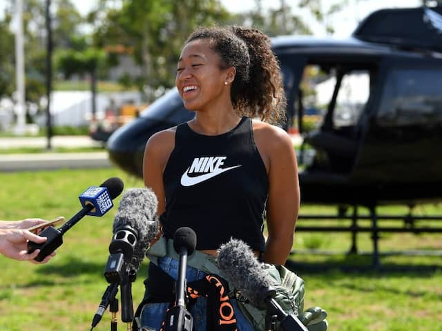 """""""This Is What Heaven Is"""": Naomi Osaka Speaks About Her Meeting With Beyonce"""