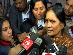 Our Struggle Will End When Convicts Are Hanged: Nirbhaya's Mother