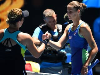 World No.2 Karolina Pliskova Crashes Out In Latest Australian Open Shock