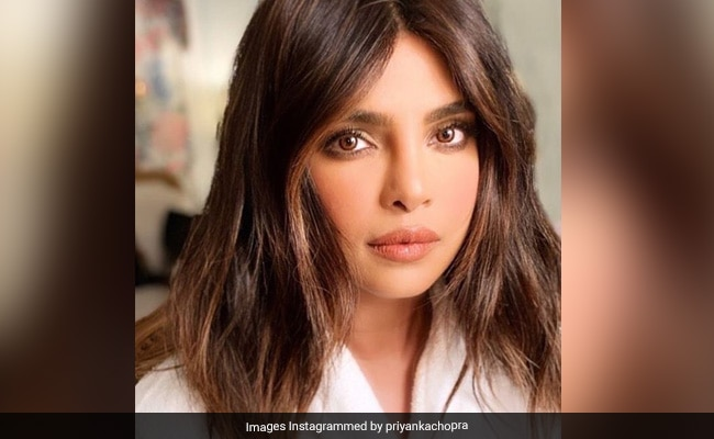 A 'Crazy' Month Into 2020, Priyanka Chopra Posts A Reminder: 'Be Kind' - NDTV News