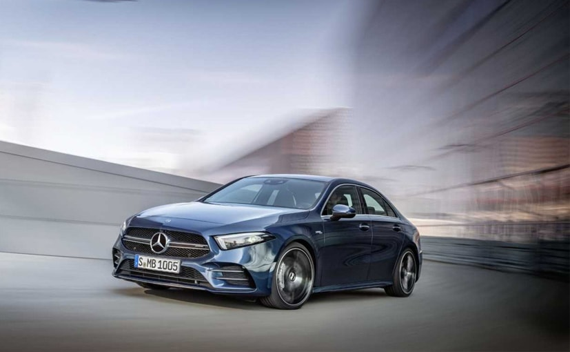 The all-new Mercedes-Benz A-Class Sedan will make its India debut at the Auto Expo 2020