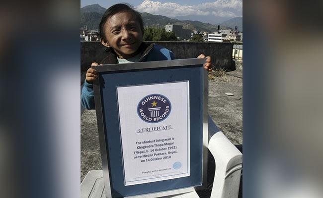 World's Shortest Man, Who Measured 67.08 cm, Dies In Nepal