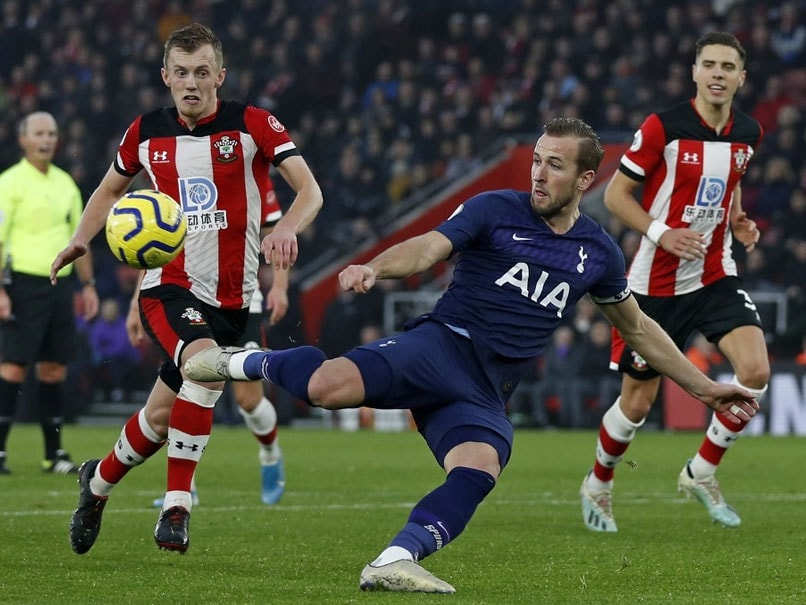 Southampton vs Tottenham: Tottenham Lose At Southampton As Harry Kane Limps Off Injured