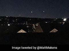 Drone Swarm At Night Baffles US City, Task Force To Probe Sightings