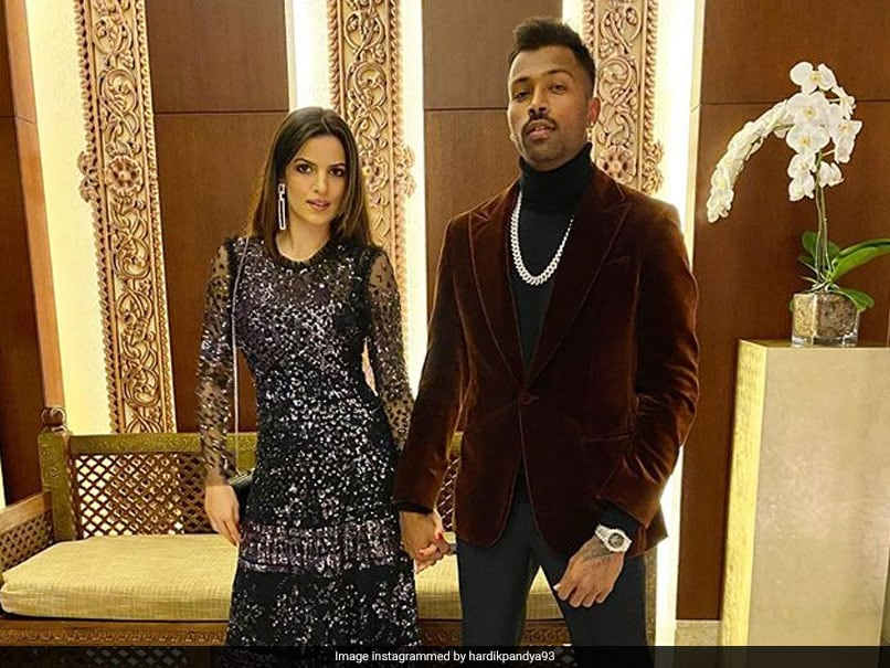 Hardik Pandya gets engaged to Natasa Stankovic, see pics